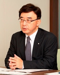 Mr. Tsukasa Kanai, Chief Sustainability Officer, Corporate Planning Department, Sumitomo Mitsui Trust Bank Ltd