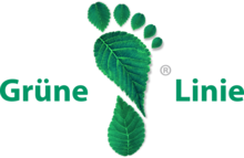 "[Translate to English:] Logo ""Die Grüne Linie"""