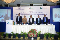 Launch der India Business and Biodiversity Initiative (IBBI), Bild: GIZ India